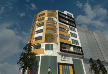 طراحی ساختمان و نما