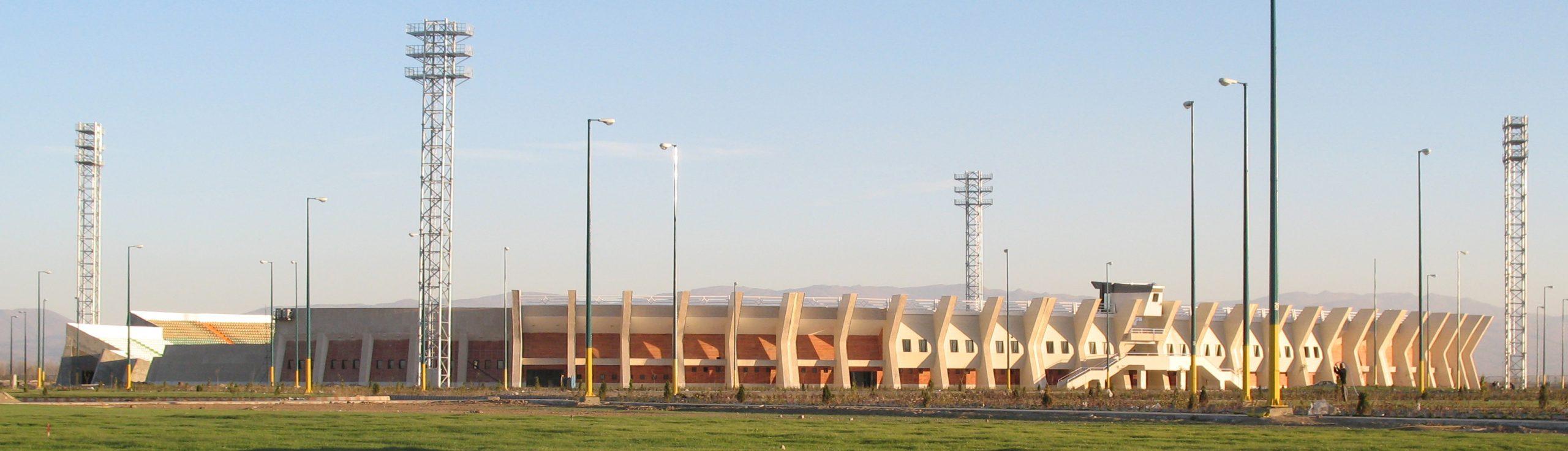 استادیوم ۲۰ هزار نفری علی دایی