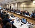 نشست شورای هماهنگی مدیران و دستگاههای زیرمجموعه وزارت تعاون، کار و رفاه اجتماعی با حضور  استاندار اردبیل