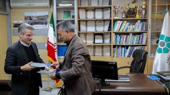 امضای تفاهم نامه همکاری بین بانک توسعه تعاون و شرکت تعاونی مهندسی عمران کارا