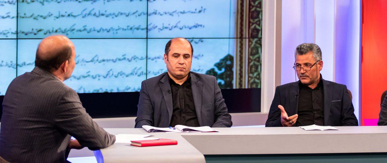 حضور مهندس میرحبیب عزیززاده در برنامه تلویزیونی دانیشیق شبکه سبلان اردبیل